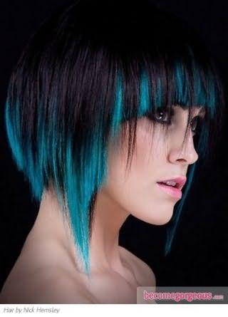 Модное мелирование волос в 2013году
