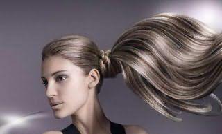 Классическое мелирование волос