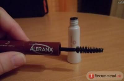 Стимулятор роста ресниц и бровей Alerana фото