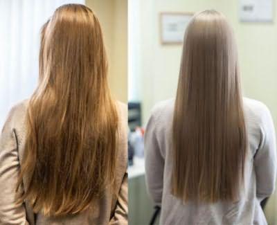 средства для кератинового выпрямления волос