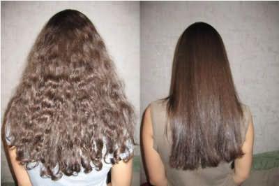 минусы кератинового выпрямления волос