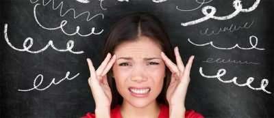 Стресс – распространенная причина выпадения волос