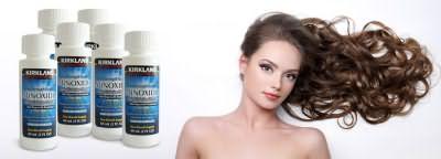Миноксидил – вещество стимулирующее рост волос