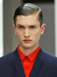 Мужская прическа 2013 для коротких волос