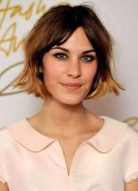 окрашивание балаяж на короткие волосы 3