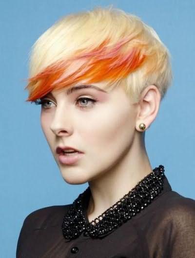 окраска балаяж на короткие волосы