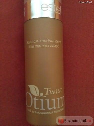 Шампунь Estel OTIUM Twist для вьющихся волос фото