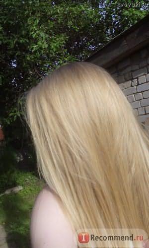 Бальзам для волос Чистая линия Ромашка+ Репейное масло фото