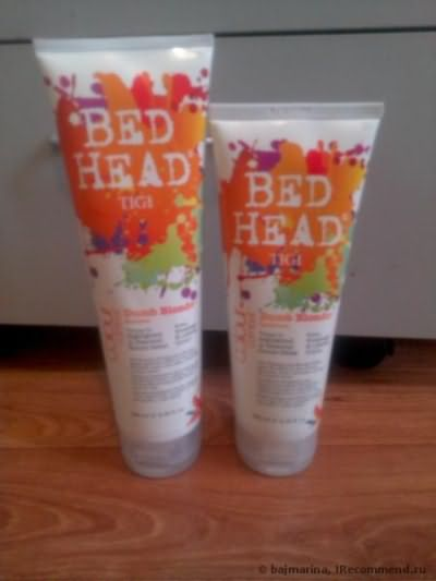 Шампунь TIGI Bed Head фото