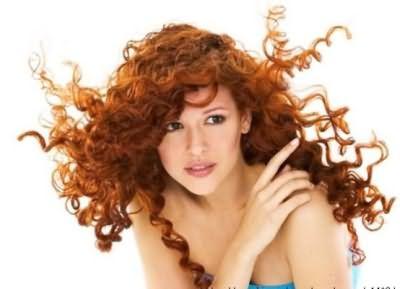Эффект окрашивания хной - красивые здоровые блестящие волосы