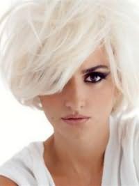 белые волосы 8