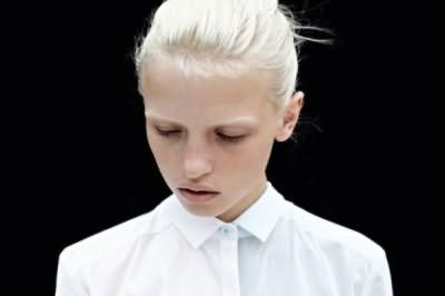 Натуральные блондины проживают в основном в северной Европе.