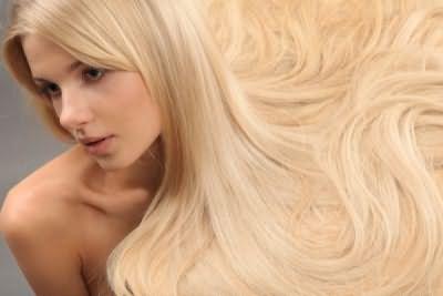 Блонд - мечта большинства девушек.