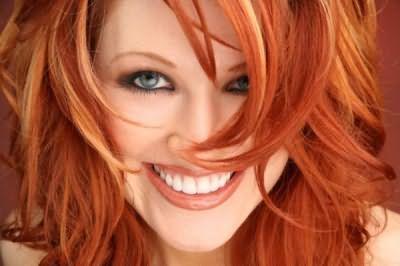 Хотите перейти от рыжего к блонду? Это можно, но предельно осторожно!