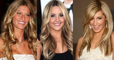 Бежевые волосы с удовольствием примерили на себе голливудские звезды, модели и музыкальные кумиры