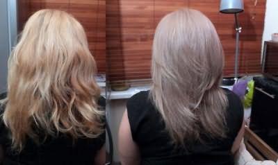 Краска для волос морозный бежевый Loreal Casting Creme Gloss №713