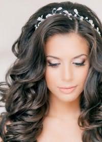 прическа крупные локоны на длинные волосы 4