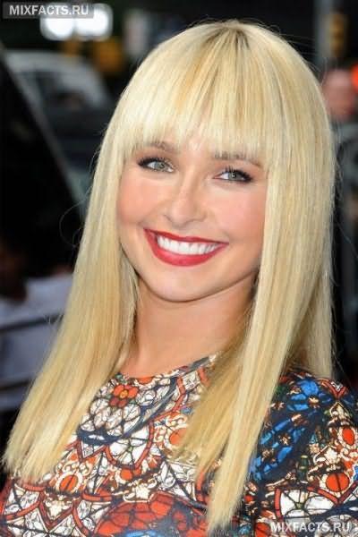 блонд цвет волос