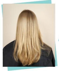 блондирование волос как делать
