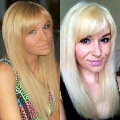 отзывы о блондирование волос фото