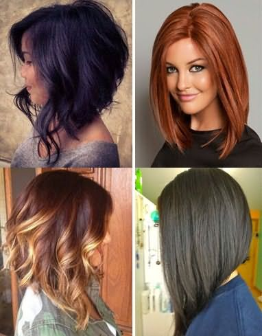 Варианты укладки для разных типов волос