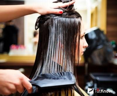 Как действует ботокс для волос?
