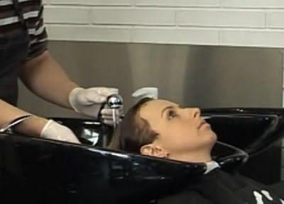 Окрашивание волос брондирование 3