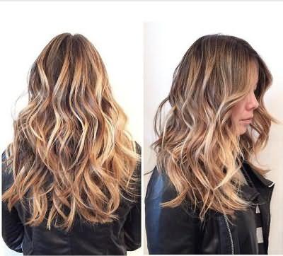 брондирование светло русых волос