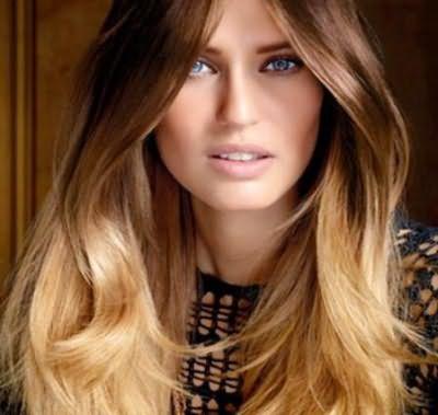 брондирование на светлые и русые волосы