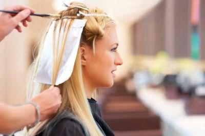 брондирование коротких волос фото до и после