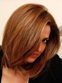 Брондирование темных волос фото