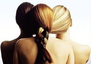 окрашивание волос брондирование