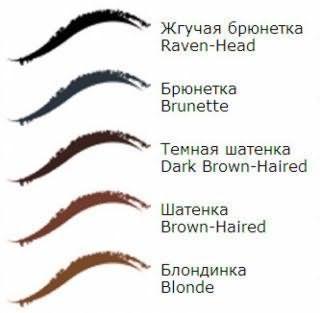 Для хорошего макияжа важно правильно выбрать карандаш для бровей.