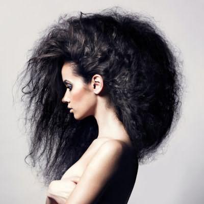 Как сделать волосы пушистыми? Это несколько проще!