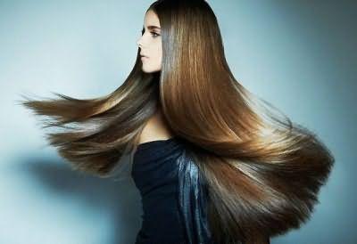 Бразильское кератиновое выпрямление волос