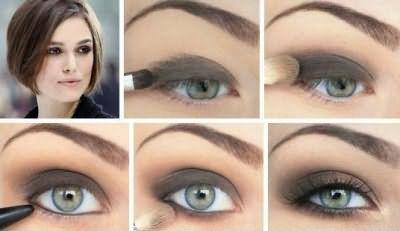 Пример удачного макияжа