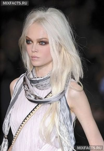 модные цвета блондина 2017