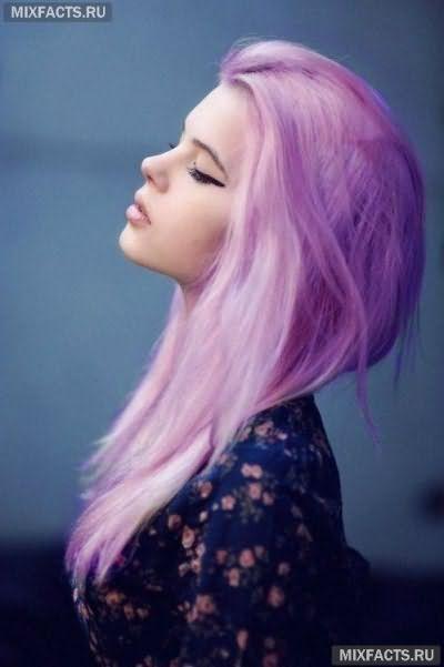 какой цвет волос модный в этом году?