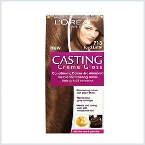 Краска для волос CASTING Creme Gloss, 713