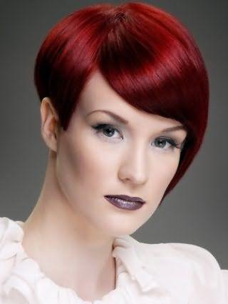 Выбор краски для волос - яркие насыщенные оттенки