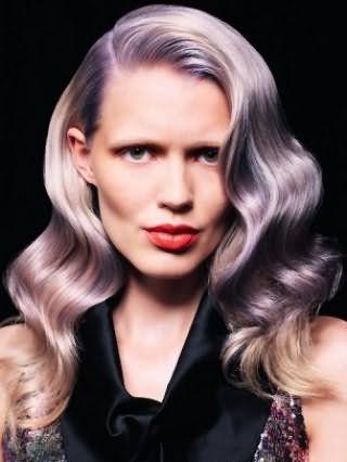 Выбор краски для волос - холодный блонд