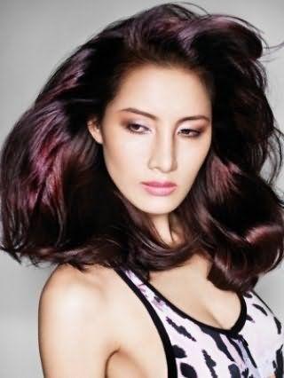 Выбор краски для волос - живой цвет