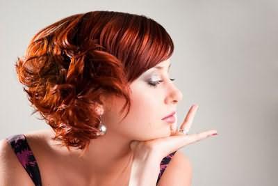 Оттенок волос после смешивания красок