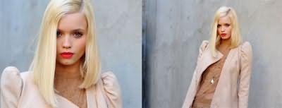 Тон блонд