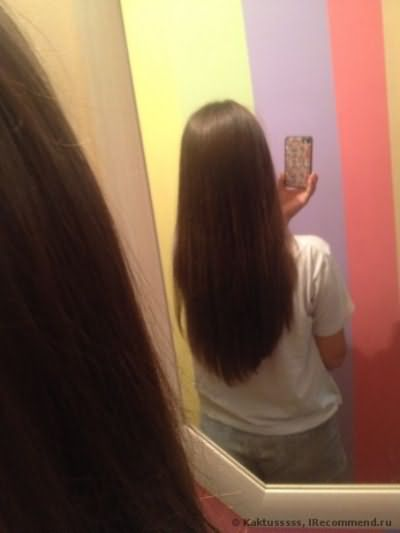 Ламинирование волос HAIR COMPANY фото