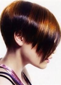 колорирование на темные волосы 6