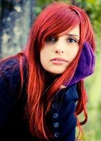какие цвета идут рыжим девушкам 8