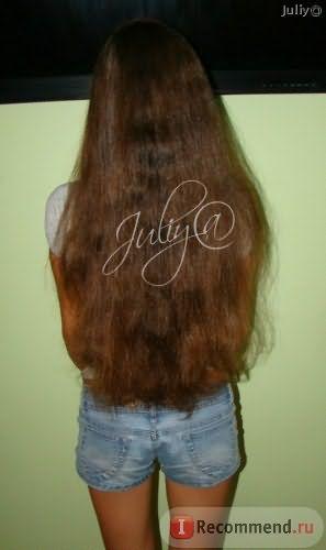 Мои волосы в последнее время