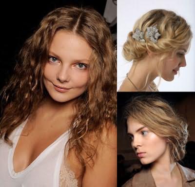 Для тонких волос можно подобрать множество вариантов
