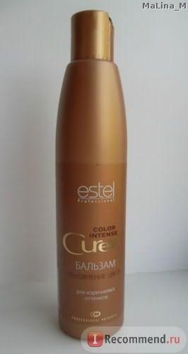 Оттеночный бальзам для волос Estel Обновление цвета фото